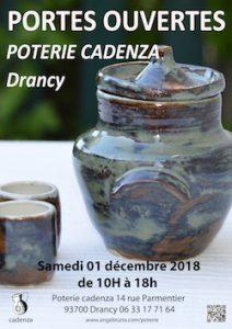 AFF poterie 2018 portes ouvertes
